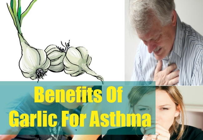 Benefits Of Garlic For Asthma