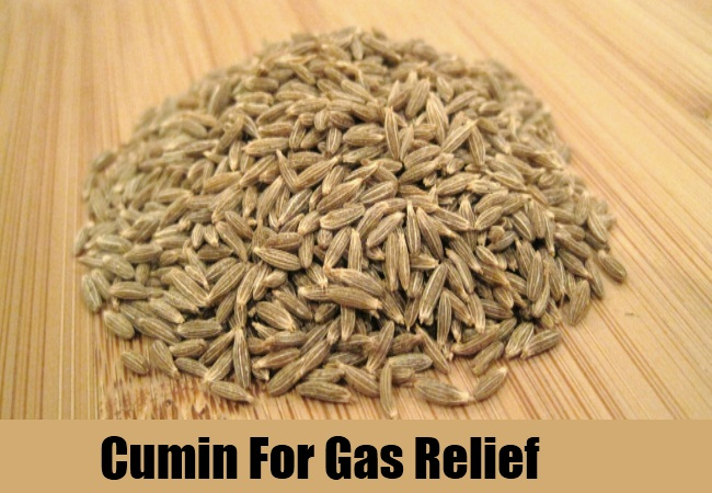 Cumin For Gas Relief