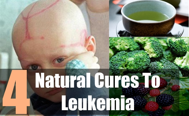 4 Natural Cures To Leukemia
