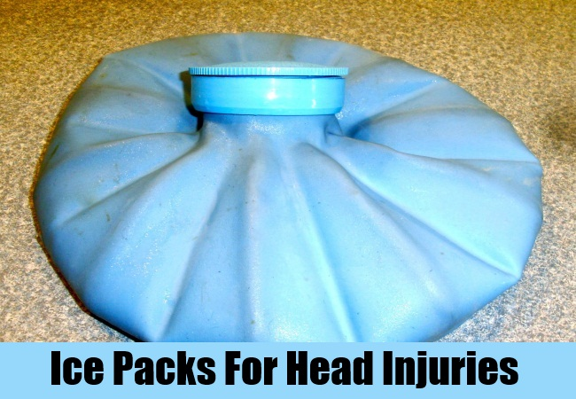 Ice Packs For Head Injuries