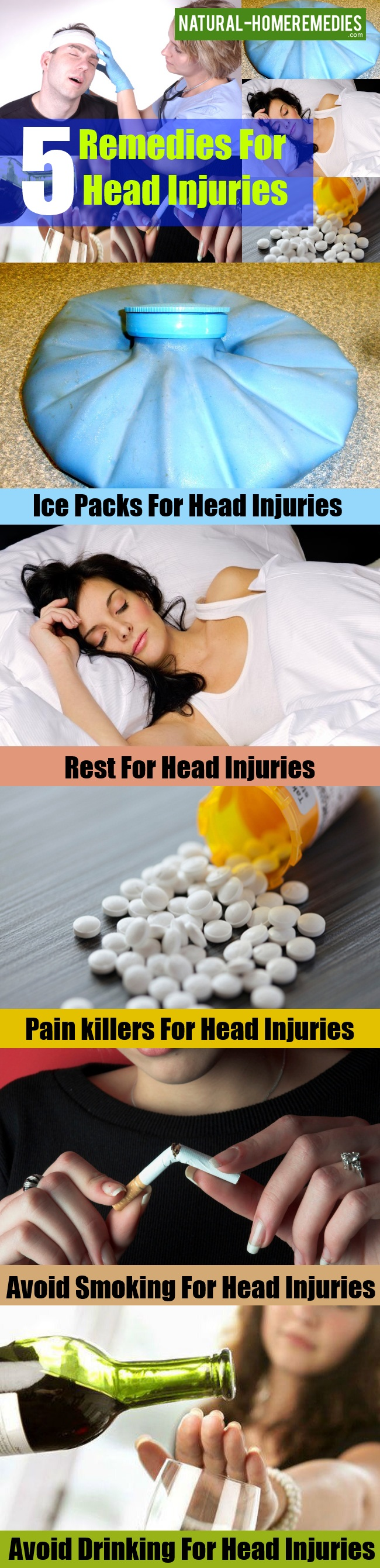Remedies For Head Injuries
