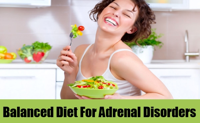 Balanced Diet For Adrenal Disorders