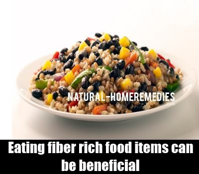 fibre rich diet