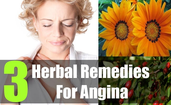 3 Herbal Remedies for Angina