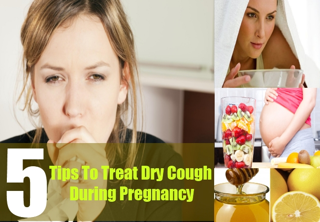 5 Tips To Treat Dry Cough During Pregnancy