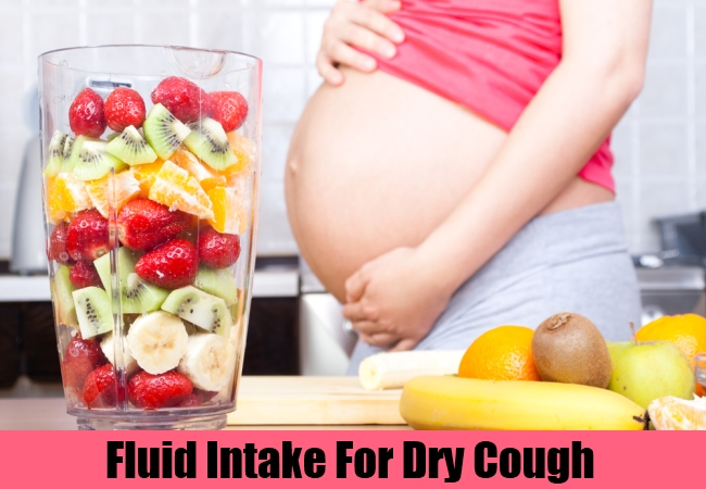 Fluid Intake For Dry Cough