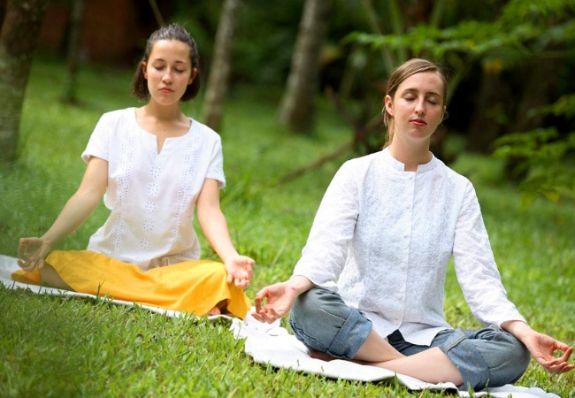 Yoga and Medecation
