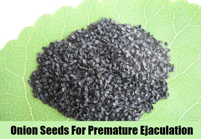 pre ejaculation treatment naturally