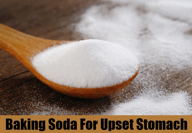 Baking Soda For Upset Stomach