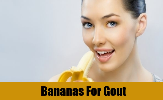 Bananas For Gout