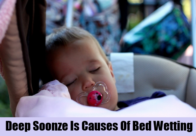 Deep Soonze Is Causes Of Bed Wetting
