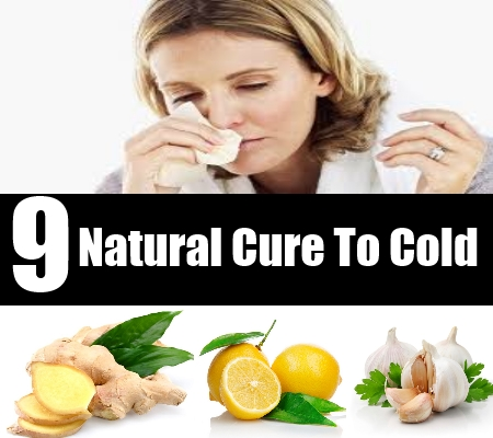 Natural Cure To Cold
