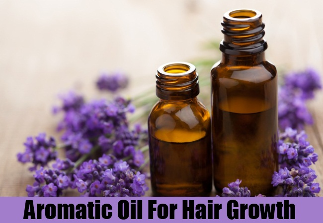Aromatic Oil For Hair Growth
