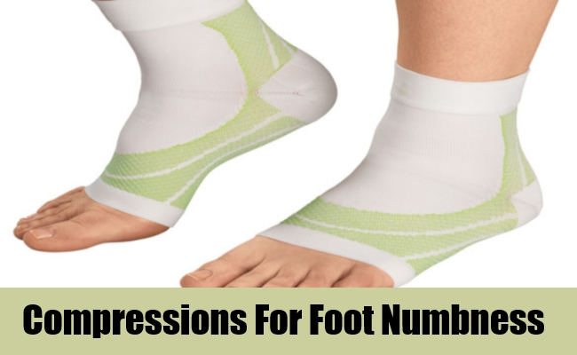 Compressions For Foot Numbness