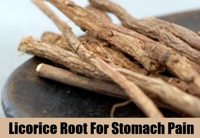 Licorice Root For Stomach Pain