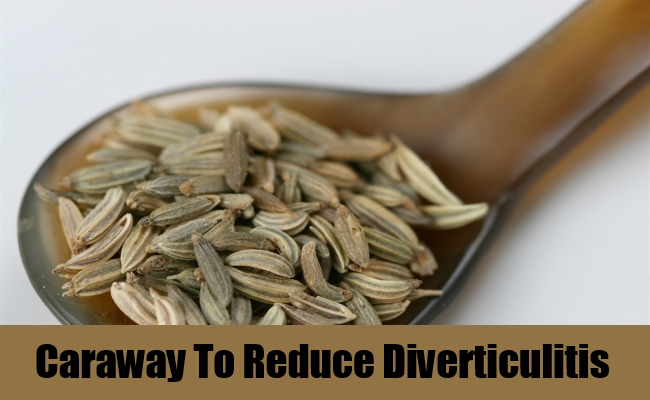 Caraway To Reduce Diverticulitis