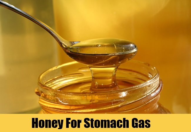 Honey For Stomach Gas