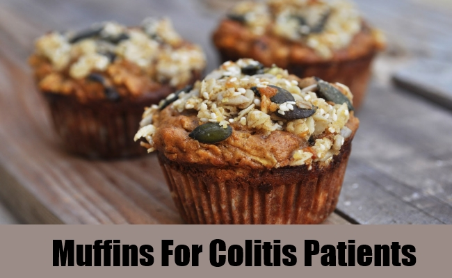 Muffins For Colitis Patients