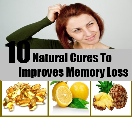 10 Natural Cures For Improving Memory Loss - How To Improve Memory