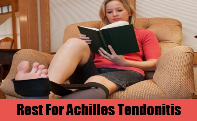 Rest For Achilles Tendonitis
