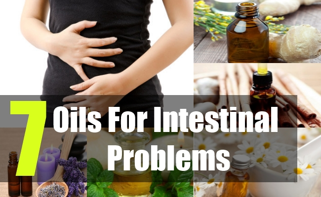 7 Oils For Intestinal Problems