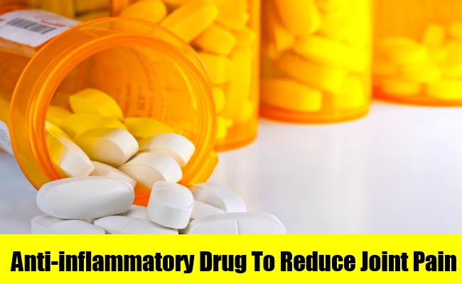Anti-inflammatory Drug To Reduce Joint Pain