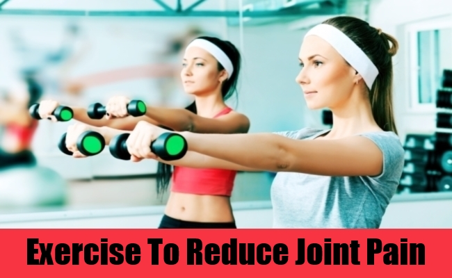 Exercise To Reduce Joint Pain