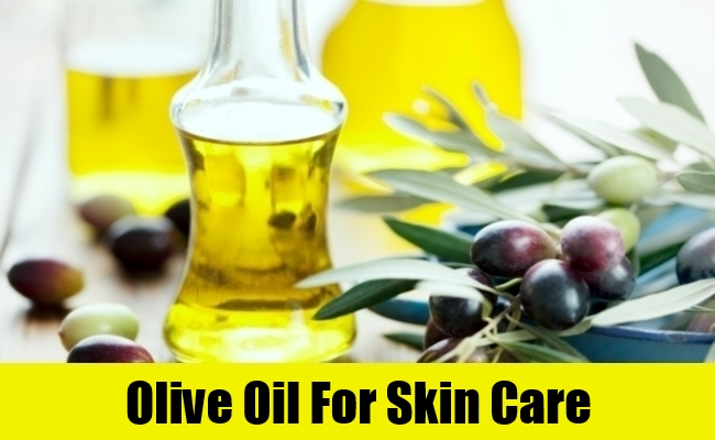 Olive Oil For Lip Moisturizer
