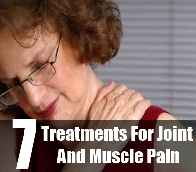Treatment for muscle Pain