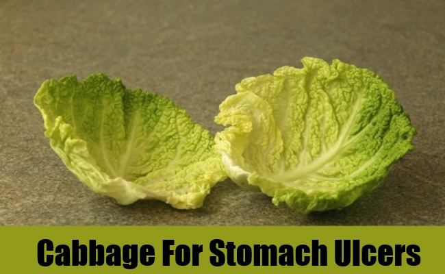 Cabbage For Stomach Ulcers