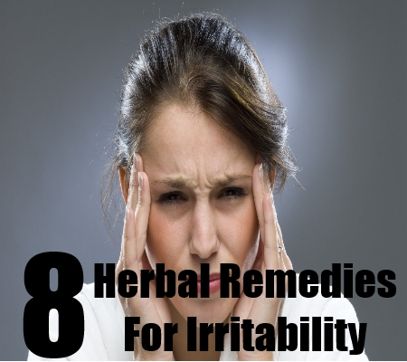 8 Herbal Remedies For Irritability