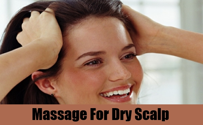 Massage For Dry Scalp