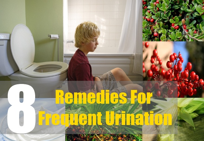 8 Remedies For Frequent Urination