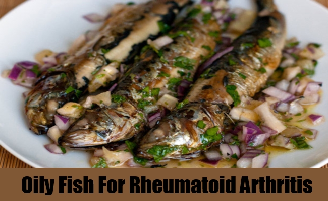 Oily Fish For Rheumatoid Arthritis