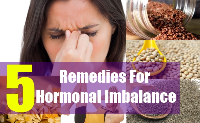 5 Home Remedies For Hormonal Imbalance