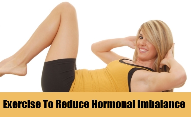 Exercise To Reduce Hormonal Imbalance
