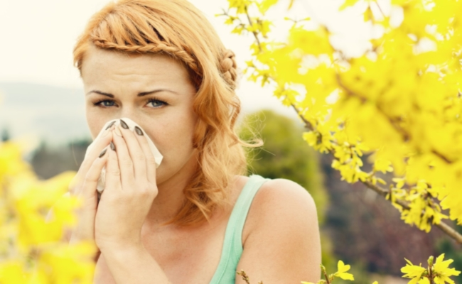 Stay Away From Allergens