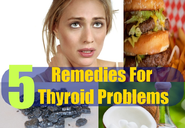5 Remedies For Thyroid Problems