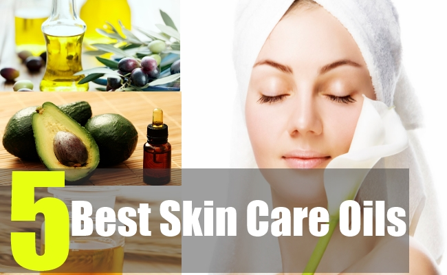 5 Best Skin Care Oils