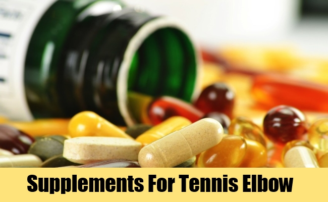 Supplements For Tennis Elbow