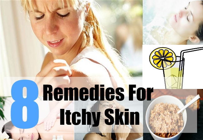 8 Remedies For Itchy Skin