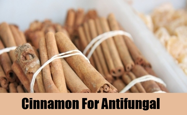 Cinnamon For Antifungal