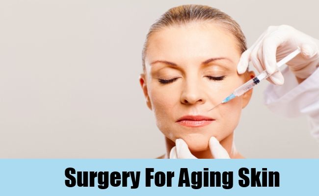 Surgery For Aging Skin
