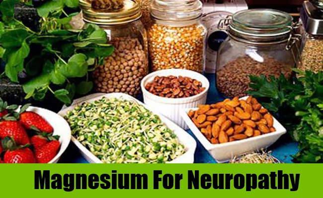Magnesium For Neuropathy