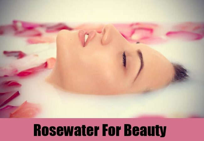 Rosewater For Beauty