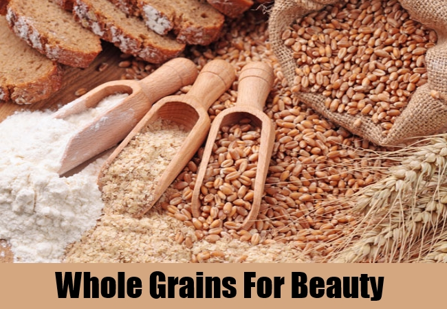 Whole Grains For Beauty