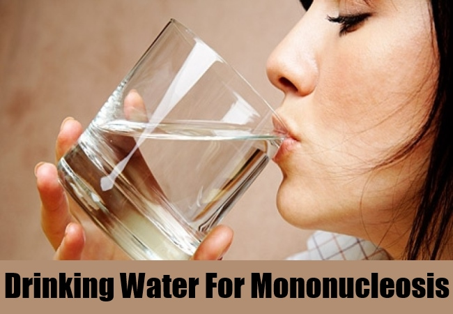 Drinking Water For Mononucleosis