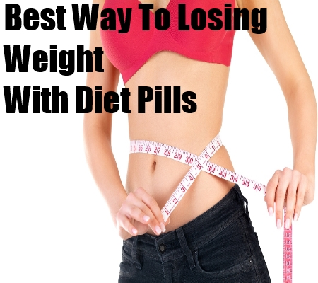 Losing Weight Fast With Diet Pills