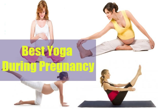 Best Yoga During Pregnancy
