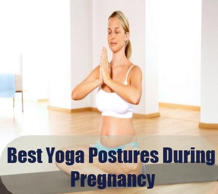Best Yoga Postures During Pregnancy